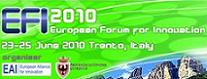 Europen Forum for Innovation - EFI 2010